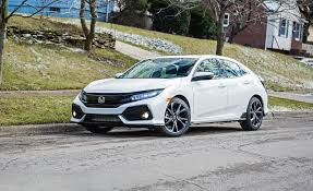 cube cars honda 2018 honda civic in depth model review car and driver