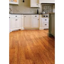 Laminate Flooring High Gloss Decor High Gloss Pacific Cherry 8 Mm Hampton Bay Flooring For