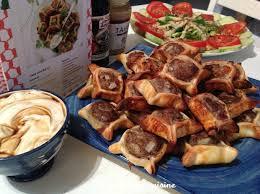 cuisine jordanienne sfeha jordanie suis moi en cuisine