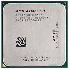 si e d athlon amd athlon ii x3 450 chip