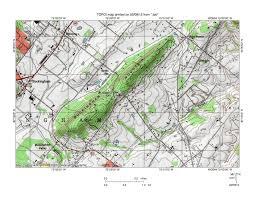 bucks county map buckingham mountain bucks county pa phillylandforms info