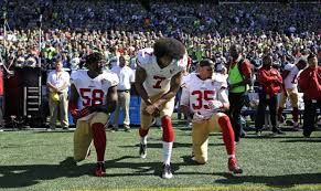 49ers colin kaepernick applauds seahawks national anthem stance