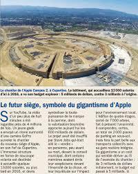 apple siege bientôt visible sur earth le nouveau siège de apple