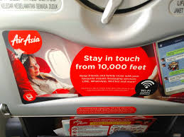 airasia review airasia in flight wifi service the good the bad and the ugly part