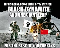 Astronaut Meme - this is gonna be one little bitty step for and one giant leap for