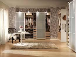 ikea walk in closet using ikeau0027s pax closet system we were