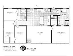 Jim Walter Home Floor Plans by Platinum Homes Floor Plans