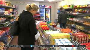 smartphones bring shopping convenience to rural sweden cgtn america