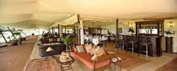 1920s Living Room by Luxury Kenya Safari Lodge Cottar U0027s 1920s Camp Art Of Safari