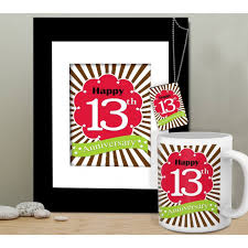13th anniversary gift 13th anniversary gift for husband anniversary gift for him gift