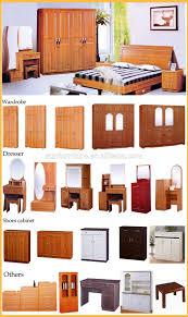 bedroom furniture names in english memsaheb net