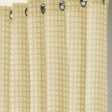 Silk Draperies Ready Made Ritz Faux Silk Embroidered Lined Eyelet Curtains Ready Made Ring