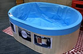 portable baptism district resource portable baptistry newcastle upon tyne
