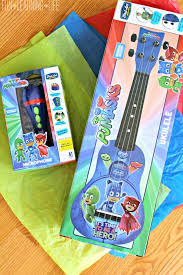 hosting dance party pj masks musical instruments fun