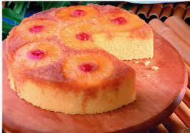 pineapple upside down cake mrfood com