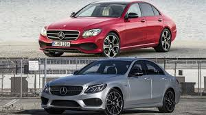 mercedes c class vs s class c class vs e class which one is better for you