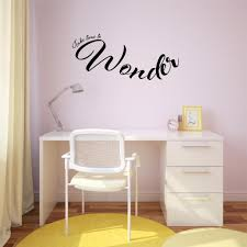 wall decals stickers home decor home furniture diy take time to wonder vinyl decal wall sticker words lettering playroom home decor