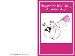 60th Wedding Anniversary Greetings Free Printable Wedding Anniversary Cards