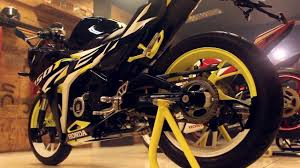buy honda cbr 150r honda all new cbr 150r customized bikes youtube