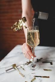 diy festive new year u0027s eve cocktail stirrer holidays party