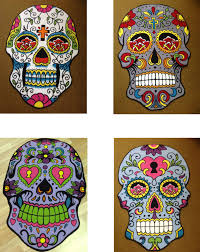 dia de los muertos home decor new sugar skull rugs tattoo art day of the dead inspired