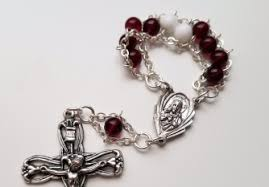 20 decade rosary benedict s quality ladder rosaries chaplets repairs and
