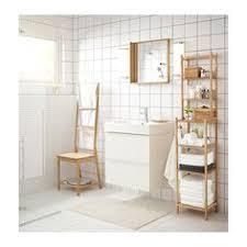 Ikea Bathroom Accessories Rågrund Shelf Unit Bamboo Organizing Apartments And Bath