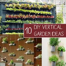 Diy Garden Ideas 10 Easy Diy Vertical Garden Ideas Grid World