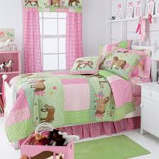 girls quilt bedding pony dreams quilt bedding