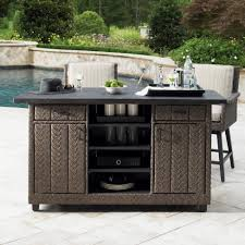 Tommy Bahama Patio Furniture Clearance by Tommy Bahama Blue Olive 2 Person Wicker Patio Party Bar Set