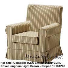 Ikea Bar Stool Covers Ikea Henriksdal Bar Stool Chair Slipcover Linghem Light Brown