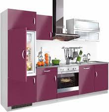 K Henzeile Komplett Küchenzeile Amrum Breite 280 Cm Online Kaufen Otto