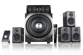 surround sound home theater systems edifier u0027s 5 1 s760d is a one box surround solution that u0027s worth a