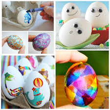 Easter Egg Decorations Toddler Egg Decorating Ideas Growing A Jeweled Rose