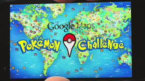 Googple Maps Google Maps Pokémon Challenge Youtube