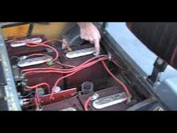 golf cart battery wiring diagram ez go wiring diagram and