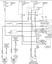 1997 honda civic system wiring diagrams cooling fan circuit