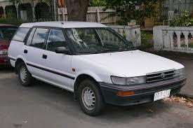 1995 toyota corolla station wagon file 1995 toyota corolla ae95r xl station wagon 2015 11 13 01