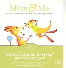 recordable books me a conversations to keep recordable book hallmark