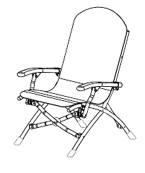 Tofasco Folding Chair by Patent Us20040212224 Folding Chair With Arms Google Patents