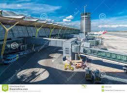 Madrid Airport Map Adolfo Suarez Madrid Barajas Airport Editorial Stock Photo Image