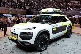 citroen concept 2017 citroen c4 cactus adventure concept geneva 2014 photo gallery