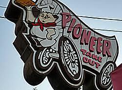 pioneer chicken pioneer chicken kicks the bucket daily dish los angeles times