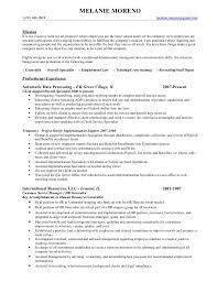 melanie moreno phr resume 9 hr generalist resume authorized letter
