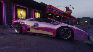 lamborghini custom paint job morohoshi u0027s lamborghini diablo gt add on gta5 mods com