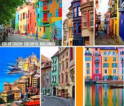 colorful building color crush colorful buildings roar events