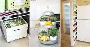 cuisine trucs et astuces ces 14 astuces de rangement feront paraître votre cuisine