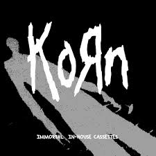 immortal in house cassettes korn u2014 listen and discover music at