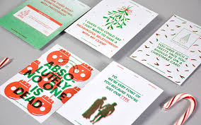 Graphic Design Holiday Cards Fpo Christmas Cards 2015