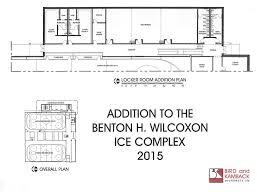 capital improvements campaign benton h wilcoxon municipal ice